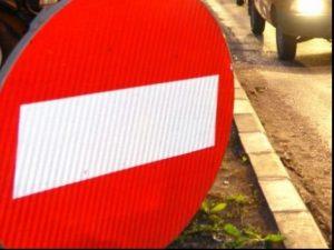 Restricţii rutiere pe strada Arieş