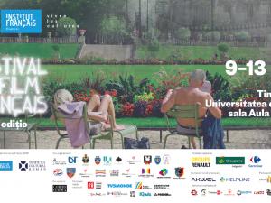 Festivalul Filmului Francez la Timișoara – 9-13 mai
