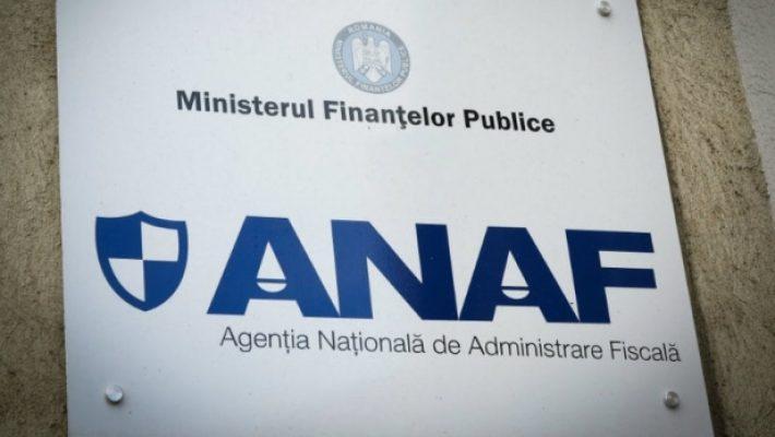 ANAF: Posibile fraude prin sms