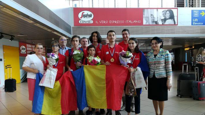 Un profesor de la UPT a condus juniorii României către medalii de aur la Balcaniada de Matematică