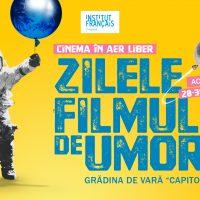 Zilele Filmului de Umor au loc pentru a zecea oară la Timișoara
