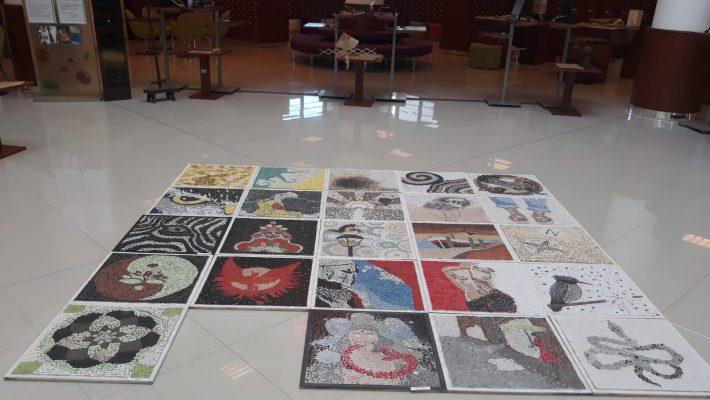 Studenții-arhitecți, în Competiția Culorilor