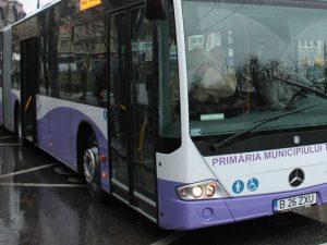 Circulaţia unor mijloace de transport în comun va fi modificată