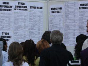 Bursa locurilor de muncă pentru absolvenţi