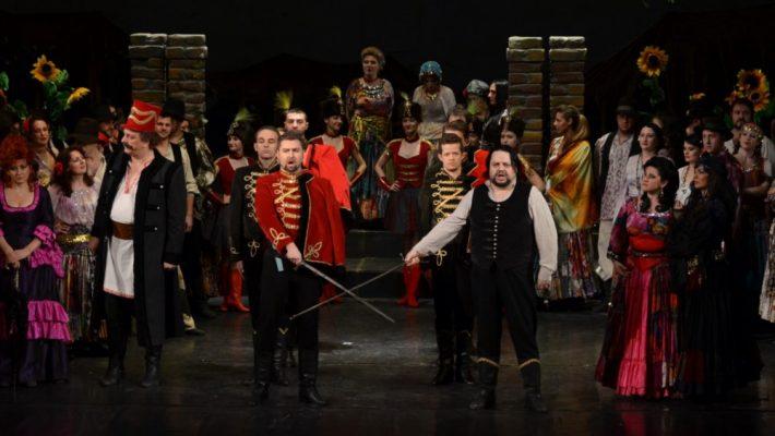 Spectacole la Opera Națională Română din Timișoara în ianuarie 2020