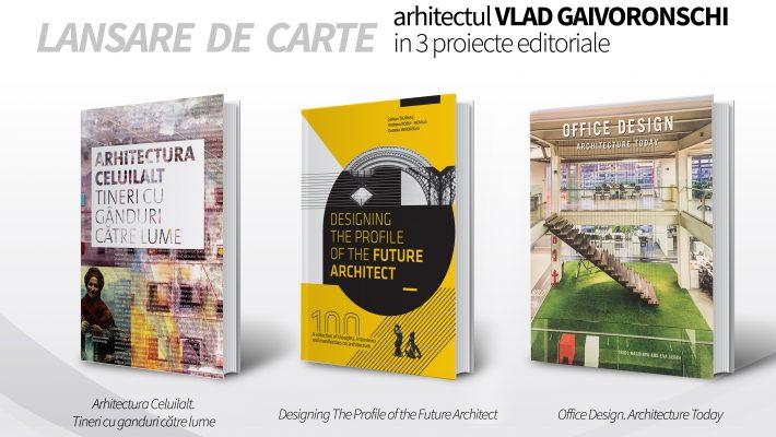 Triplă lansare de carte la Biblioteca Centrală a Universității Politehnica Timișoara
