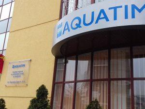 Aquatim: limitarea contactului direct între clienți și angajați, pentru protecția tuturor!