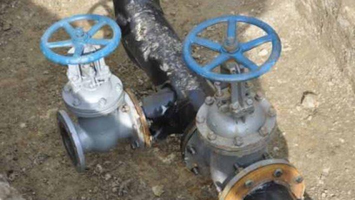 Spălarea rețelelor de apă din Otelec, Dragșina și Recaș